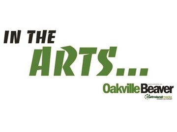 In the Oakville Arts... Friday, February 5, 2016 edition