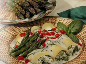 Asparagus: the first crop of spring