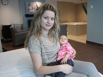 Ottawa's only birthing centre celebrates first birthday bash
