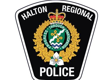 Halton police offering to public artwork created by Burlington H.S. students