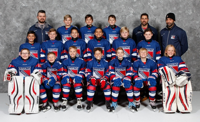 Something and oakville rangers midget aa agree