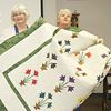 Warm quilts to greet refugee family upon arrival in Midland