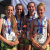 Hayden relay team earns school's first OFSAA medal