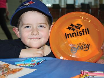 Innisfil activates new recreation plan with fun-filled kickoff