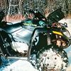 ATV stolen in Penetanguishene