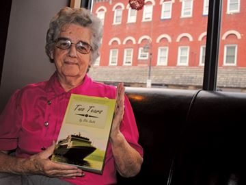 First novel a 'bucket list' item for Thorold author