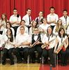 Silver standing for Penetanguishene Secondary School bands