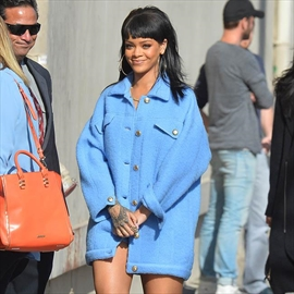 Rihanna and Chris Brown 'rekindle their romance'-Image1