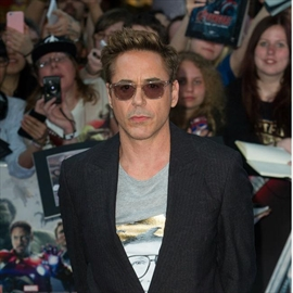 Robert Downey Jr.'s fans boost his ego-Image1