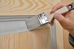 Painting is just one of the many ways to update your home's interior door.