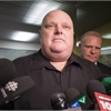 Rob Ford: will 'keep an eye' on mayor-elect John Tory