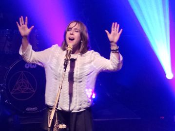 Serena Ryder in concert in Peterborough - July 3, 2014