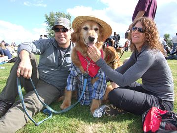 Two world records set at dog rescue picnic in Alliston
