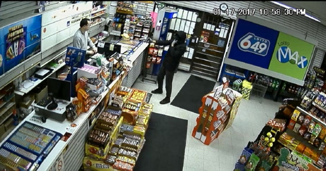 Convenience Store Robbery Kitchener