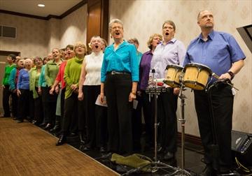 Inshallah choir
