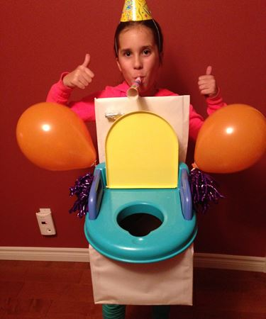 Oakville youngster Nicole Hotchkiss' costume makes cut on The Tonight Show with Jimmy Fallon