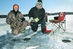 Ice anglers set sights on cisco in Barrie