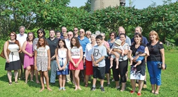 Vinette family celebrates historical landmark silo– Image 1