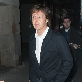Sir Paul McCartney: 'Martyr' John Lennon is more famous than me-Image1