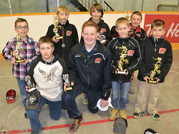 Penetanguishene Minor Hockey Association honours its best
