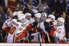 Russell scores late as Flames take Game 1-Image1