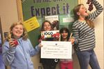 Car club boosts healthy snack program at Alliston school