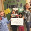Car club boosts healthy snack program at Alliston school