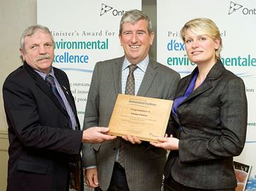 Simcoe County environment program recognized