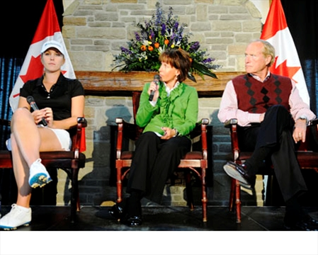 Manulife Lpga Classic Gets Two Year Commitment Therecord Com