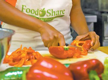 FoodShare is moving