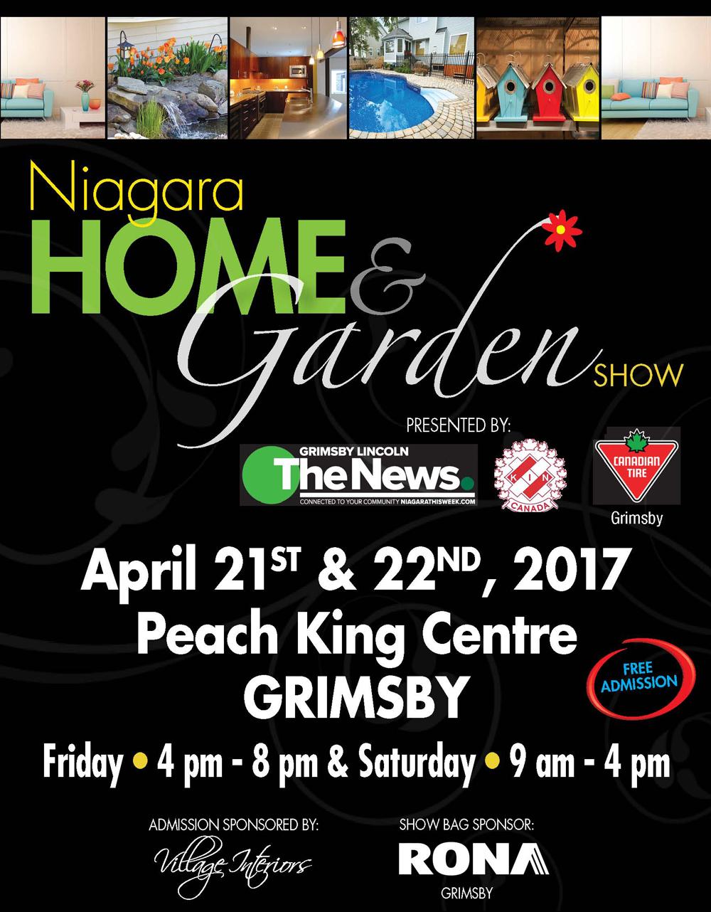 Niagara Home Garden Show