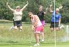Fun On Course at the Mayor's Golf Tourney