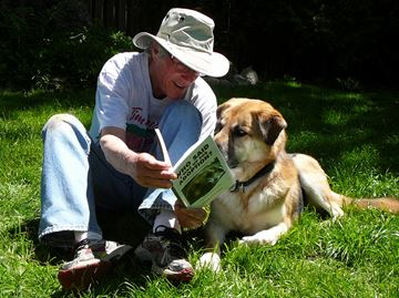 Oakville author's debut book on pet adoption to benefit OMHS