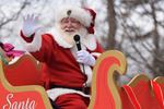 Pickering Santa parade