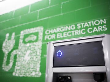Electric vehicle charging stations expansion