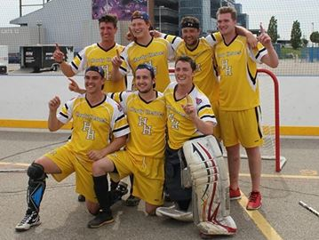 Oakville's Hardy Heroes seek financial support to offset cost of road hockey nationals