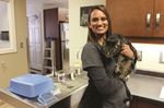 Purvi Patel is the veterinary tech of the year