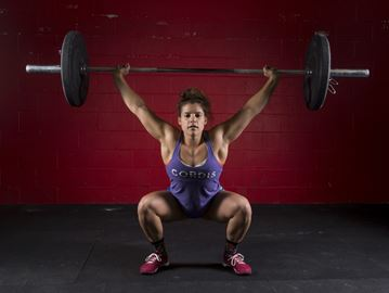 Oakville's Courtney Bowman gave up her childhood dream and found a new passion in CrossFit