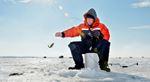 Ice Fishing Season in Georgina