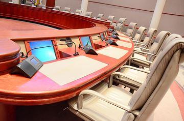 York Regional Council chambers