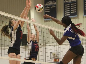 Abbey Park's volleyball success isn't just about talent, players say
