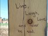 Inspirational graffiti
