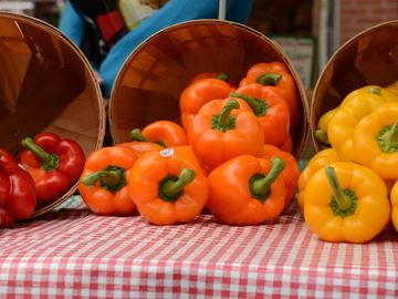 Milton Farmers' Market returns May 14