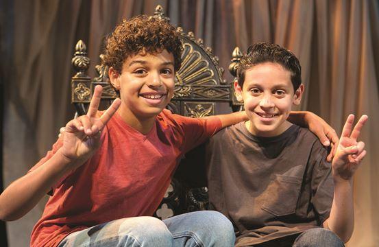 Budding actors