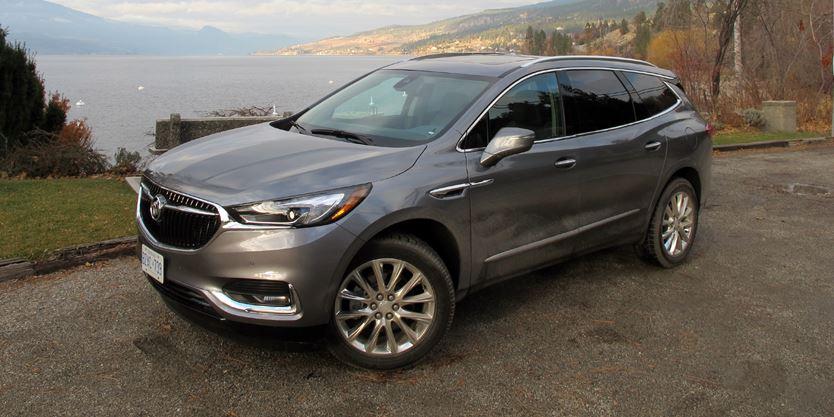 Buick Enclave Car Rentals