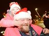 Santa Parade in Aurora