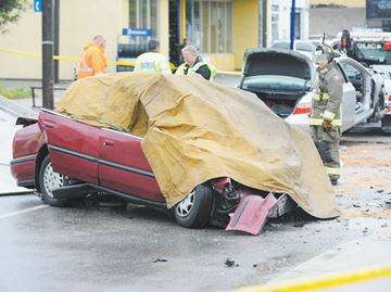 St. Clair Avenue West fatal