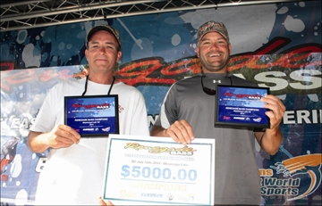 Magic on Mississippi Lake pays offfor Bullen and Bowes– Image 1