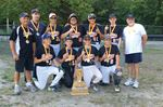 Toanche Eagles crowned bantam regular-season champs