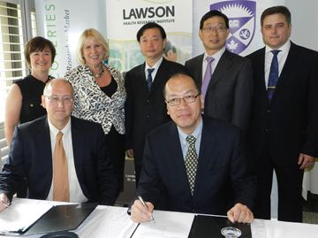 Lawson partnership